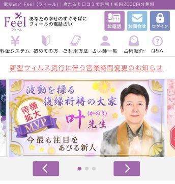 フィール 公式サイト