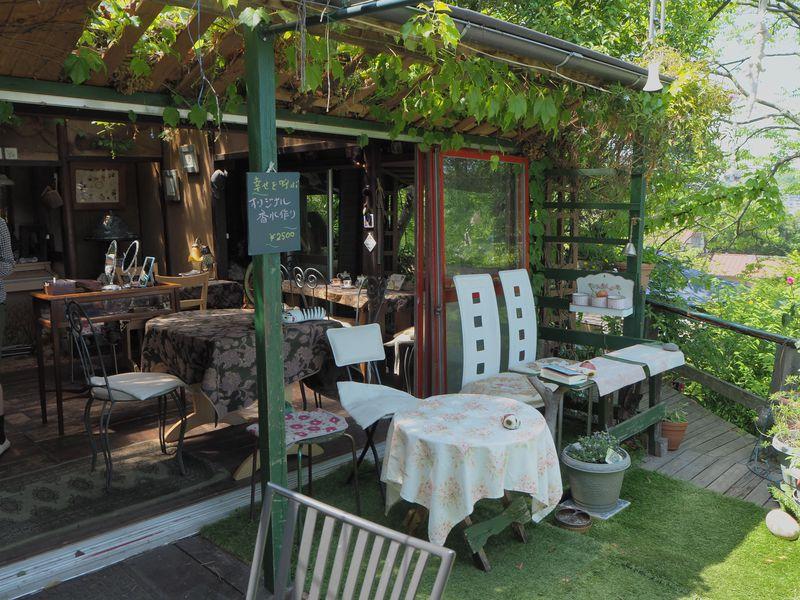 ミーシャのハーブ庭園 ブーケ ダルブル